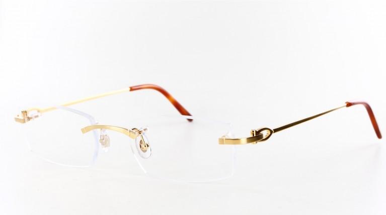 30499165a5ec54 P Brillen en monturen Cartier brillen en monturen - ref  50507
